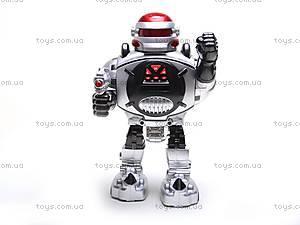 Космический робот с дисками, р/у, 28083