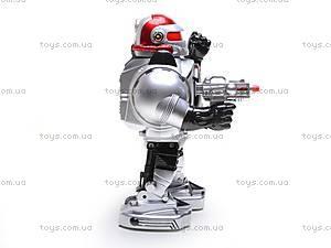 Космический робот с дисками, р/у, 28083, игрушки