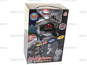 Космический робот с дисками, р/у, 28083, детские игрушки