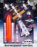 Игровой набор Космическая техника 1:150 (XY352), XY352