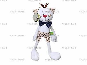 Плюшевая игрушка «Кот Бланш», К387А, фото