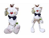 Плюшевая игрушка «Кот Бланш», К387А, купить