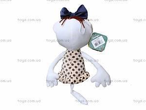 Игрушечный кот «Бьянка», К387В, фото