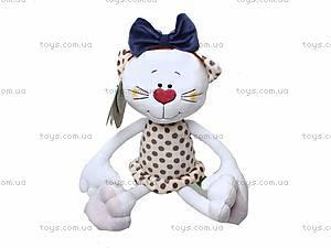 Игрушечный кот «Бьянка», К387В, цена