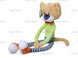 Мягкая игрушка «Кот Денди», К424С, купить