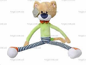 Мягкая игрушка «Кот Денди», К424С, отзывы