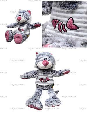 Большой плюшевый кот «Мурзик», К337С