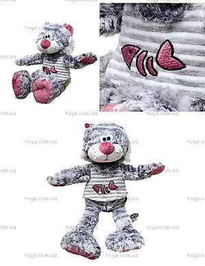Игрушечный кот «Мурзик», К337В