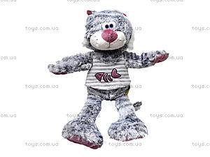 Мягкий кот «Мурзик», К337А, игрушки