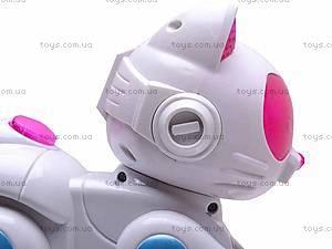 Кот-робот музыкальный, A333-116, отзывы