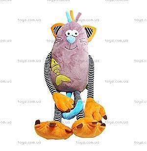 Плюшевая игрушка «Котик Баюн», К399А, купить