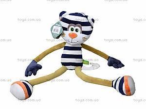 Мягкая игрушка «Котик Франт», К418С, отзывы