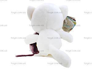 Плюшевый котик «Ласунчик», К354А, купить
