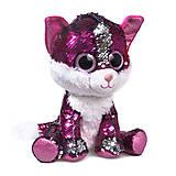 Котик «Рубинчик», KGL0PR, детские игрушки