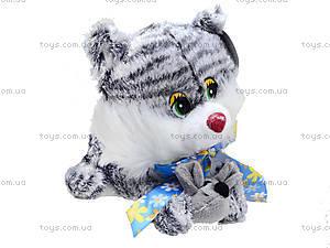 Игрушечный котик с мышкой, 1172923, игрушки