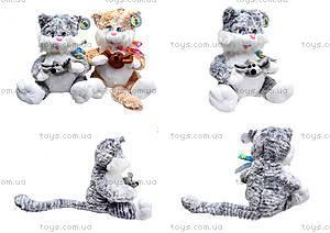Игрушечный кот с мышкой, 1295630