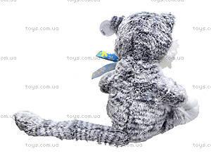Игрушечный кот с мышкой, 1295630, отзывы