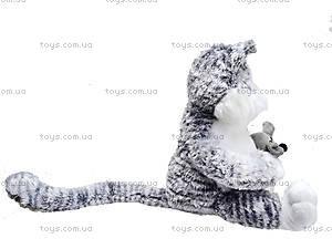 Игрушечный кот с мышкой, 1295630, цена