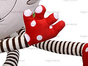Мягкая игрушка «Котик Смайлик», К423С, купить