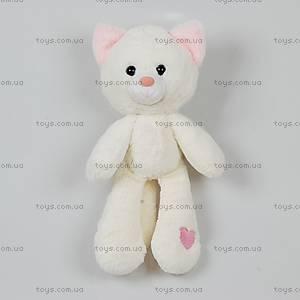 Мягкая игрушка «Котёнок Бася», KBYA0