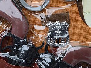 Детский набор ковбоя, 323D, фото