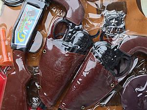 Детский набор ковбоя, 323D, отзывы