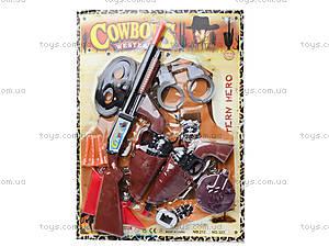 Детский набор ковбоя, 323D, цена