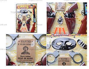 Ковбойский набор с маской, 323I