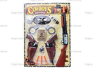 Ковбойский набор с маской, 323I, отзывы
