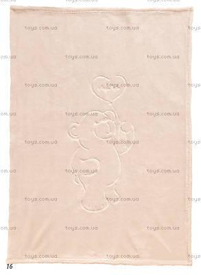 Одеяло из микрофибры «Пушистик», бордо, 0179-20, купить