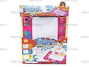 Детский коврик для рисования водой, YQ2971