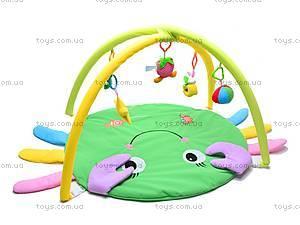 Коврик для детей, с погремушками, 289-10A, фото
