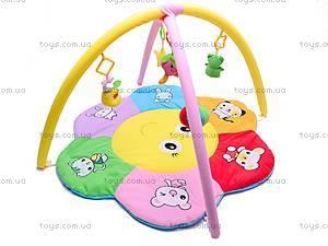 Коврик для детей с погремушками, 289-13A, цена