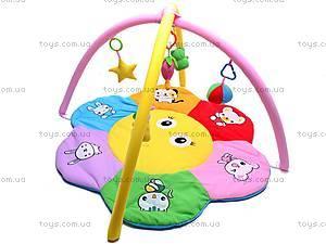 Коврик для детей с погремушками, 289-13A, игрушки