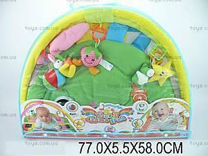 Коврик для детей, с погремушками, 289-10A