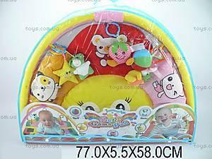 Коврик для детей с погремушками, 289-13A