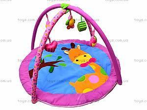 Коврик для малышей «Жираф», B01104