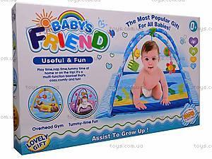 Коврик для малышей «Жираф», B01104, игрушки