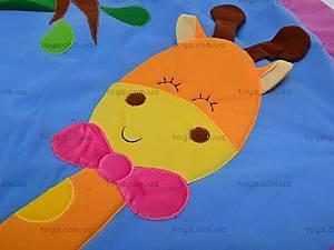 Коврик для малышей «Жираф», B01104, детские игрушки