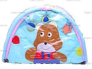 Коврик для малышей «Медвежонок», WJ6984, отзывы