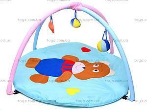 Коврик для малышей «Медвежонок», WJ6984, игрушки