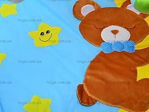 Коврик для малышей  «Мишка», B01103, цена