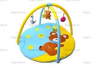 Коврик для малышей  «Мишка», B01103, магазин игрушек