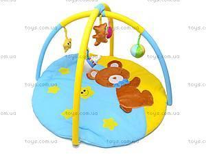 Коврик для малышей  «Мишка», B01103