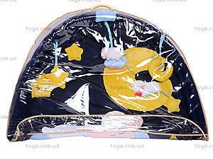 Коврик для малышей с погремушками, FM6199-4, фото