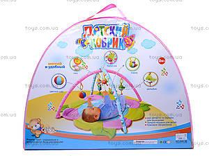 Коврик для малышей, с сумкой, 898-9B, купить