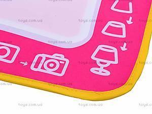 Коврик для рисования водой, маленький, HX110ABC, детские игрушки