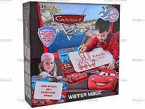 Коврик для рисования водой «Тачки», YY6605, игрушки