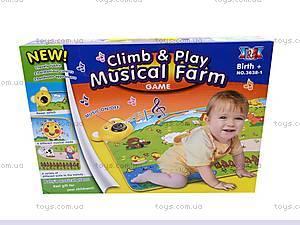 Коврик «Музыкальная ферма», TX38116, фото