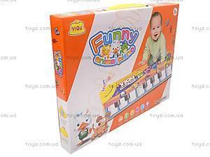 Коврик музыкальный для детей, YQ3003